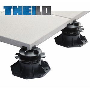 Theilo Stelzlager für Terrassenplatten mit Fugenkreuz 60 - 140 mm
