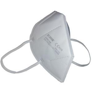 FFP2 Masken (10 Stück) - echte CE Kennzeichnung / CE 0370 / DEKRA geprüft