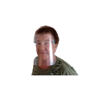Brillen Maske Geschichtsschutz - Gesichtsmaske