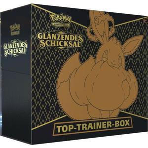 Pokemon Top Trainer Box Glänzendes Schicksal