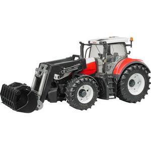 Bruder Traktor Steyr 6300 Terrus CVT+Frontlader