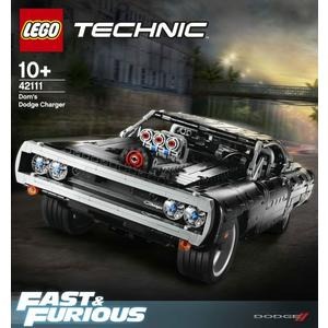 Lego Technic Dom`s Dodge