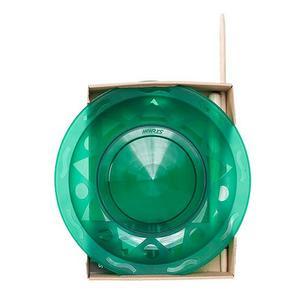 Henrys Jonglierteller Set grün