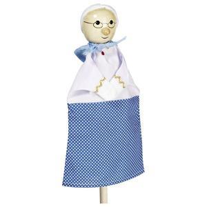 Handpuppe Großmutter