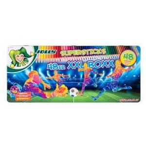 Jolly Supersticks Metall 48er XXL Fußball
