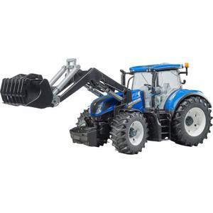 Bruder Traktor New Holland T7.315 mit Frontlader