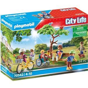 Im Stadtpark - City Life