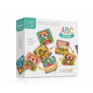 Alleovs ABC Memo Spiel