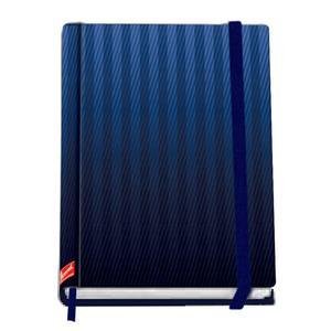 Notizbuch A5/96 Seiten blau