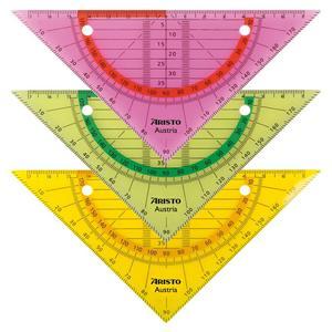 Flex Geometrie Dreieck 16 cm,