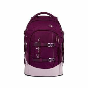 Satch pack Rucksack SOLIDE PURPLE
