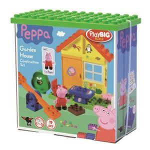 PlayBIG Bloxx Peppa Garden House