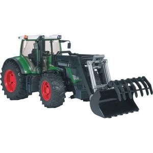 Bruder Traktor Fendt Vario+Frontlader