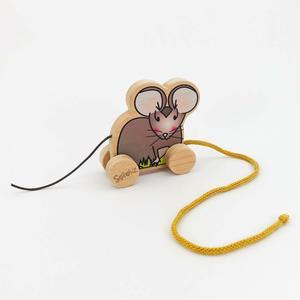 Nachziehtier TRIXI die Maus