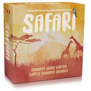 Memospiel Safari