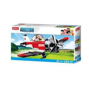 Sluban Bausatz Propeller-Flugzeug