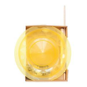 Henrys Jonglierteller Set gelb