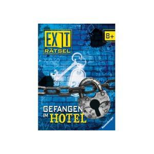Exit Buch Gefangen im Hotel