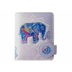 Geldbörse nM Elefant lila