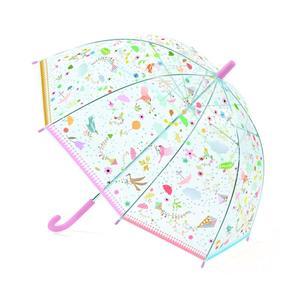 Regenschirm In der Luft
