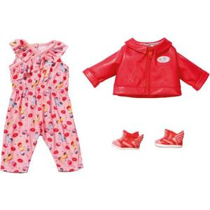BB City Deluxe Scooter Outfit Baby Born