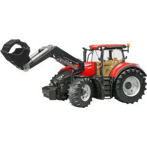 Bruder Traktor Case IH Optum 300CVX+Frontlader