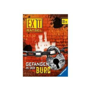 Exit Buch Gefangen in der Burg