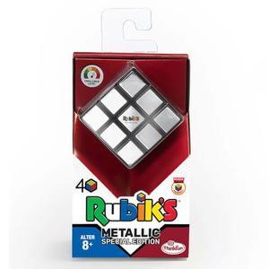Rubik's Cibe 3x3 Metallic