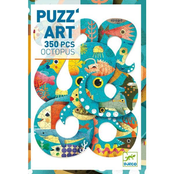 Puzzle Octopus 350 Teile