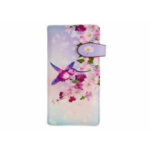 Langbörse nM Hummingbird rosa