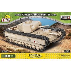 Cobi 2709 Kampfpanzer A22 Churchill Mk. II CS