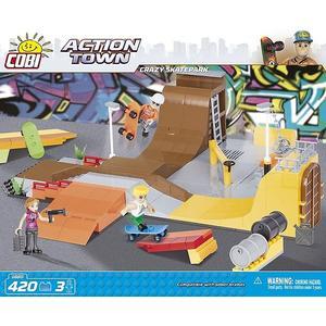 Cobi 1880 Crazy Skatepark