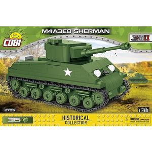 Cobi 2705 Panzer M4A3E8 Sherman