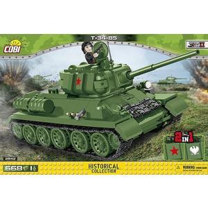 Cobi 2542 Kampfpanzer T-34/85