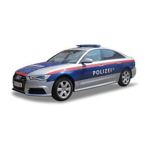 """Herpa 939119 Audi A6 Limousine """"Polizei Österreich"""""""