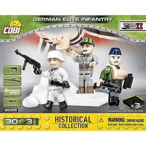 Cobi 2039 Deutsche Elite Infanterie