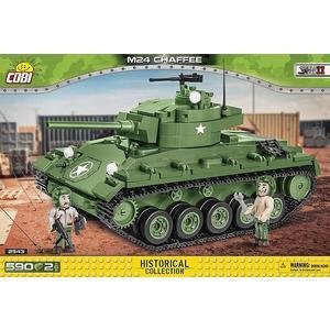 Cobi 2543 Leichtpanzer M24 Chaffee