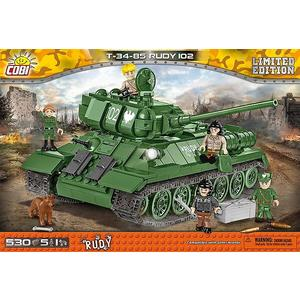 Cobi 2524 T-34/85 Rudy 102 Limited Edition