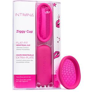 Ziggy Cup - Menstruationstasse von Intimina zur Monatshygiene