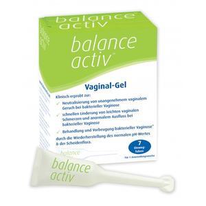 balance activ Vaginal Gel bei bakterieller Vaginose