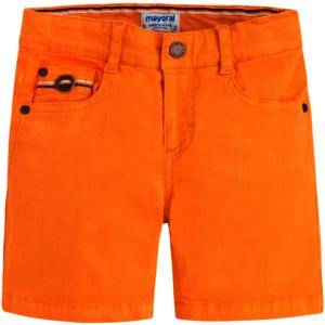 "MAYORAL Buben Stretch-Bermuda ""Orange"""