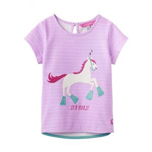 "TOM JOULE Mädchen T-Shirt ""Maggie-Seahorse"""