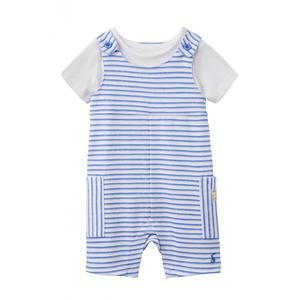 TOM JOULE Jersey-Latzhose und T-Shirt Set DUNCAN
