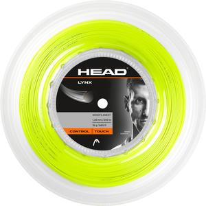 Head Tennissaite LYNX ROLLE 200m Yellow