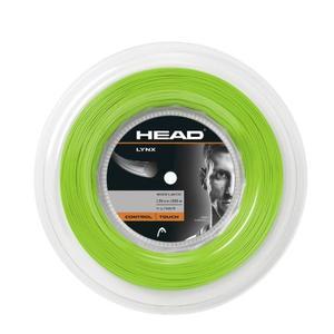Head Tennissaite LYNX ROLLE 200m Green