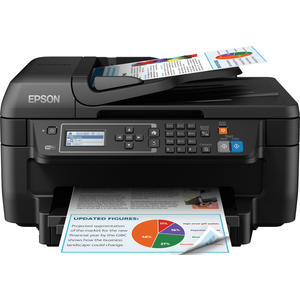 Epson WorkForce WF-2750WF MULTIFUNKTION DRUCKER SCANNER KOPIERER WLAN FAX
