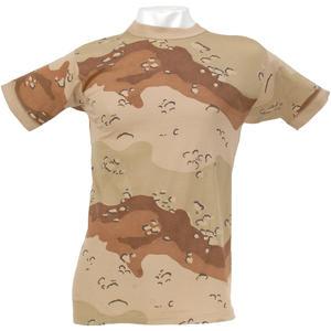 T shirt Camo