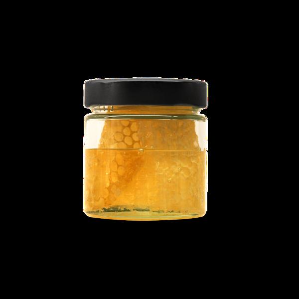 Bio Naturwabenhonig im Glas 200g von Bio-Imkerei Blütenstaub