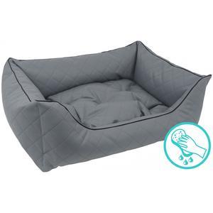 DandyBed Leather Grey Größe M
