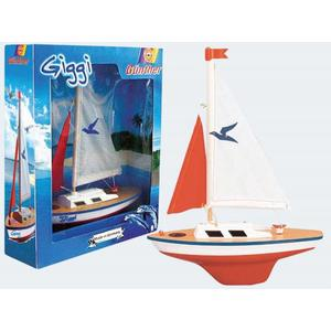 Segelschiff Giggi 21x27cm - 1802